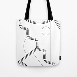 White Magic II Tote Bag