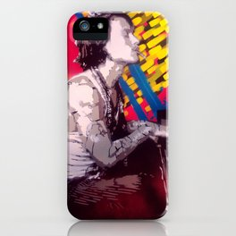 The Piano Man iPhone Case