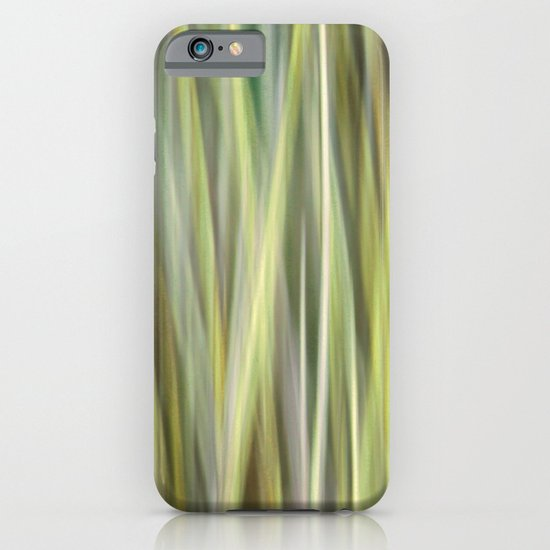 Green Abstract iPhone & iPod Case