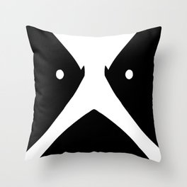 Hubbath corpse paint Throw Pillow