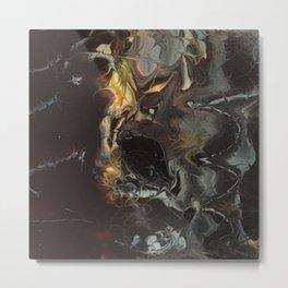 Demons And Angels Metal Print