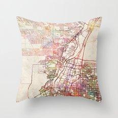 Albuquerque Throw Pillow