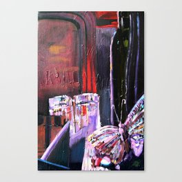 A Series of Wedding Dancer Still-Life Paintings 3. Canvas Print