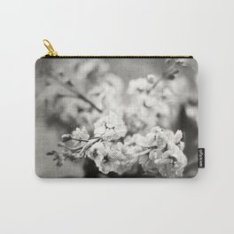 Flower Bouquet Tintype Carry-All Pouch
