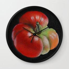 Tomato Tomato Wall Clock