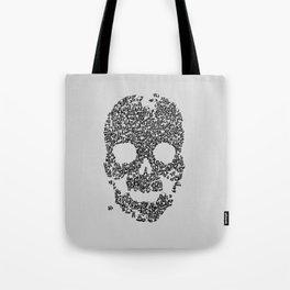 Panda is Cool (Grey) Tote Bag