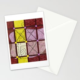 Blanche Becomes Alanis (Blanche No. 4) Stationery Cards