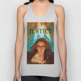 Torn Justice Unisex Tank Top