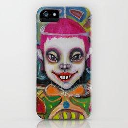 Saint Antonio iPhone Case