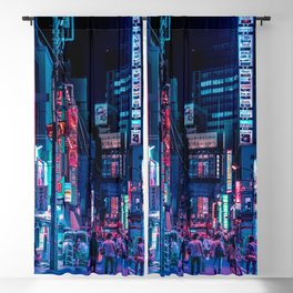 Daydreaming of Tokyo Blackout Curtain