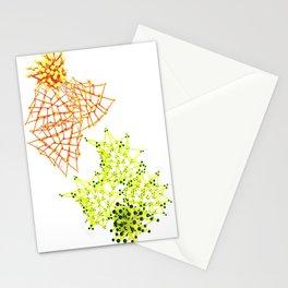 abeja vs libelula Stationery Cards