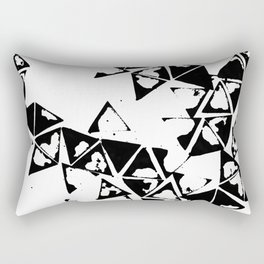 Composition-3 Rectangular Pillow
