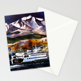 NW Ferry Boat Stationery Cards