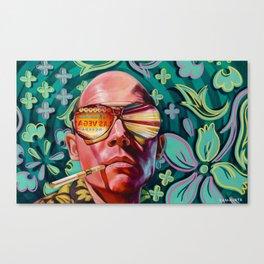 Bad Trip Canvas Print
