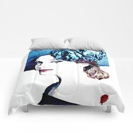 christina hendricks Comforters