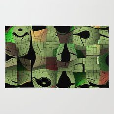 The puzzle Rug