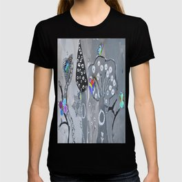 Paper Painting Forest #society6 T-shirt