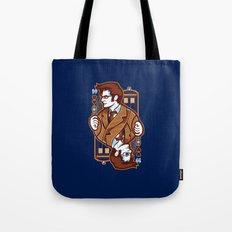 10th of Hearts Tote Bag
