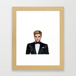 Purpose Tour  Framed Art Print