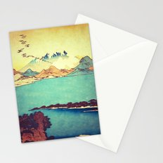 Upon Arrival at Dekijin Stationery Cards