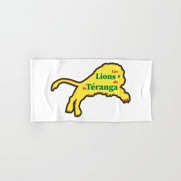 Senegal Les Lions de la Téranga (The Lions of Teranga) ~Group H~ Hand & Bath Towel