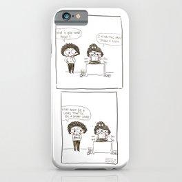 I love Lucy: A Classic iPhone Case