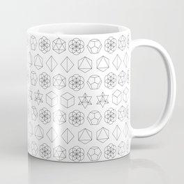 Manifestation of Seed Coffee Mug