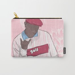 CALL ME SOMETIME. Carry-All Pouch