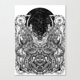 Amorphosis Canvas Print