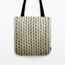 knitwit Tote Bag