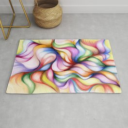 Colour Forming Rug