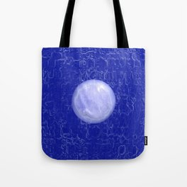 Pearl on the Water Tote Bag