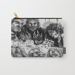 PIRATES RUMORS Carry-All Pouch