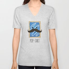 Pop-Tart Unisex V-Neck
