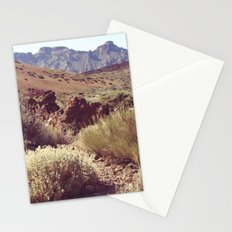 Mount Teide Stationery Cards