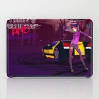 grand theft auto iPad Cases featuring Grand Theft Autobot 2 by 88bullets