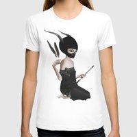 ruben T-shirts featuring Odi Et Amo by Ruben Ireland