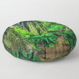 Mossy Giants Floor Pillow
