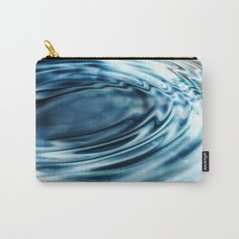 Ripples In Motion Carry-All Pouch