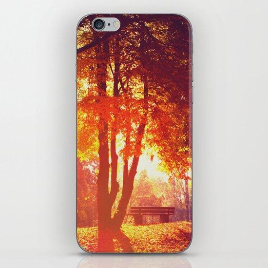 Perfect Day iPhone & iPod Skin