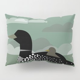 Loon Lake Pillow Sham