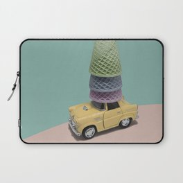 Driving Cones Laptop Sleeve