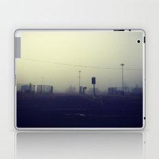 Misty Car park Laptop & iPad Skin