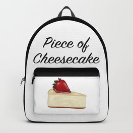 Piece of Cheesecake Backpack