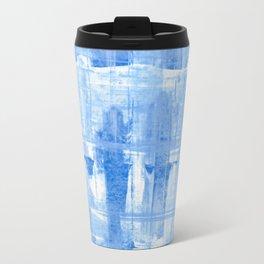 Blue Cell Travel Mug