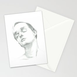 truman capote Stationery Cards