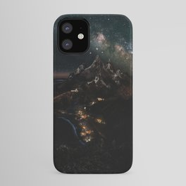 Velaris, City of Starlight, Night Court, A Court of Thorns and Roses iPhone Case