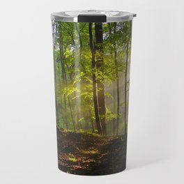 Sunset Forest Travel Mug