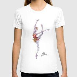 Melissa Hamilton in Rubies T-shirt