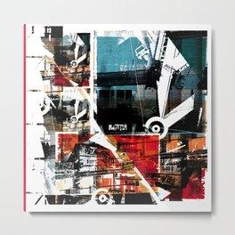 Collage 1 Metal Print